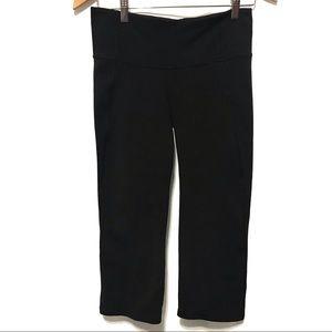 Lululemon Capri Cropped Pants Leggings 6